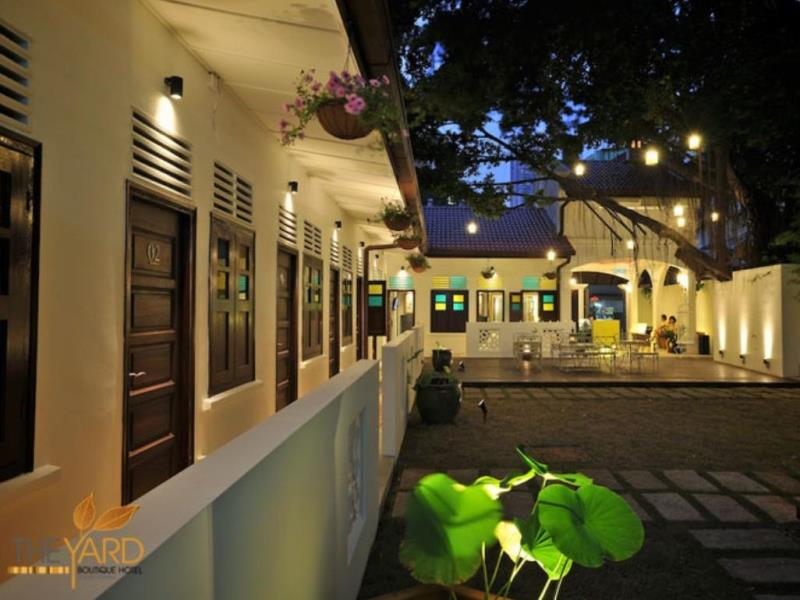 The yard boutique hotel budget hotel malaysia for Hip hotels budget