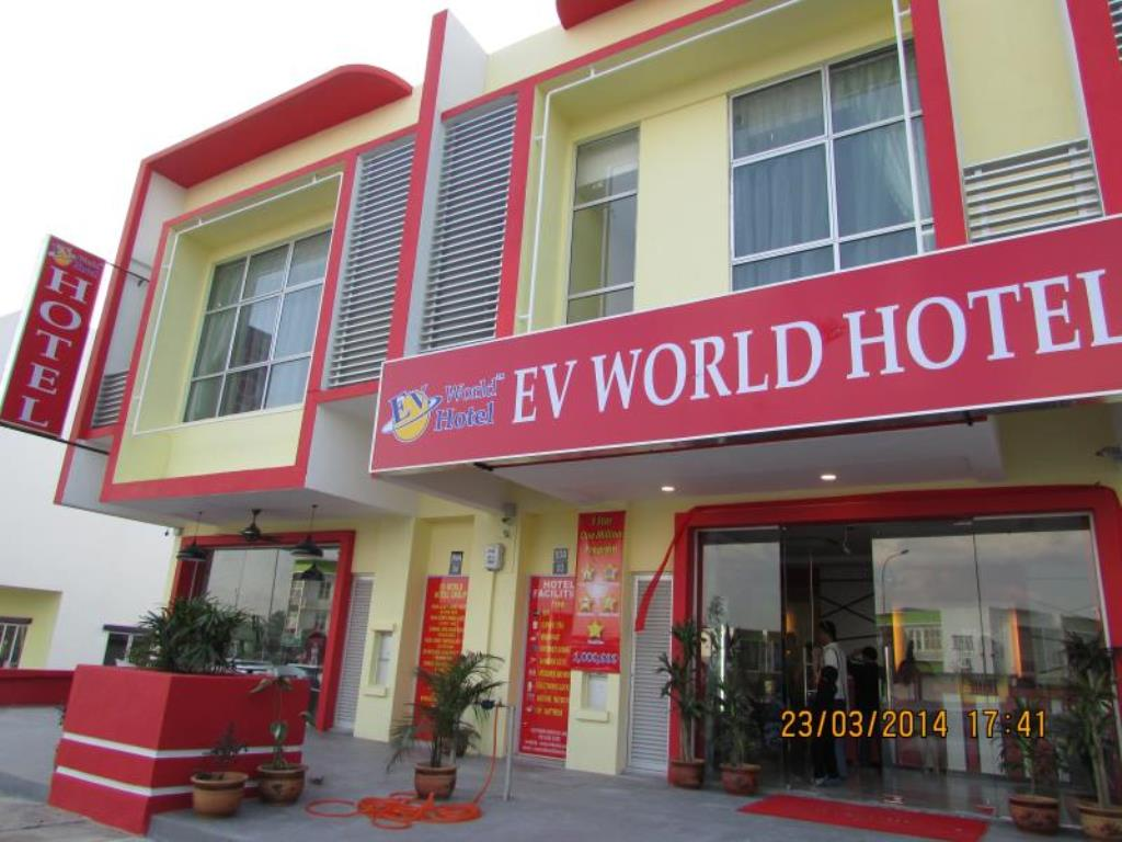 EV World Hotel – Enstek